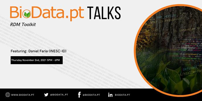 BioData.pt Talks